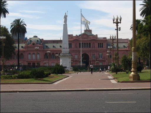 Photo of La Plaza de Mayo