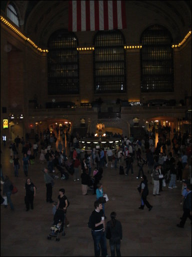 Main Concourse at Grand Central